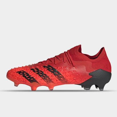 adidas Predator Freak .1 Low FG Football Boots