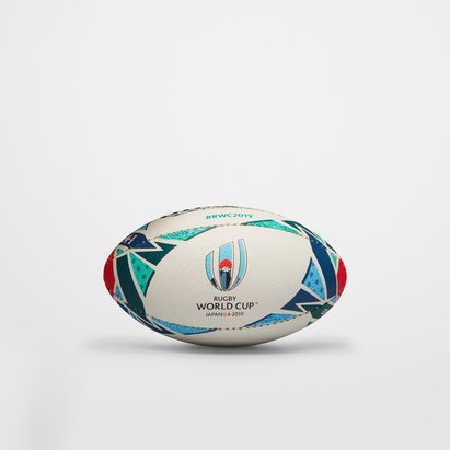 Gilbert RWC 2019 Replica Mini Rugby Ball