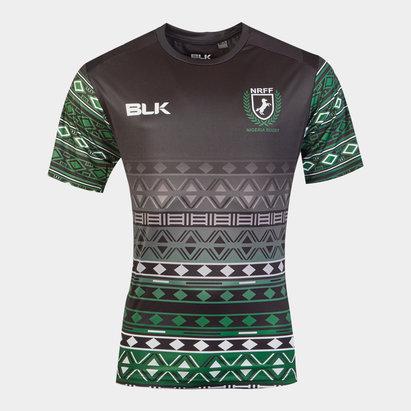 BLK Nigeria 2021 Training T-Shirt Mens