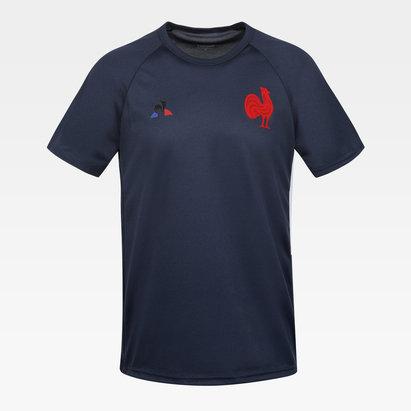 Le Coq Sportif France 20/21 Training T-Shirt Mens