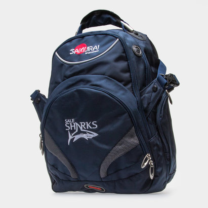 Samurai Sale Sharks 2018/19 Rugby Backpack