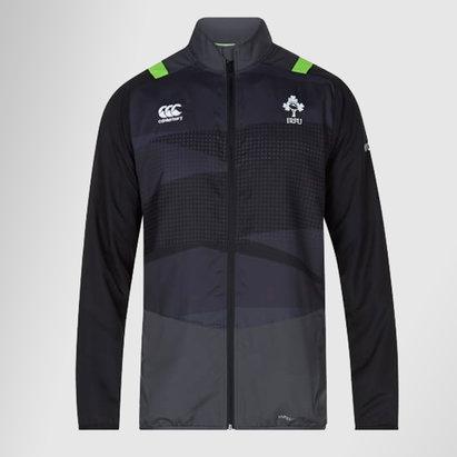 Canterbury Ireland IRFU 2017/18 Players Presentation Rugby Jacket