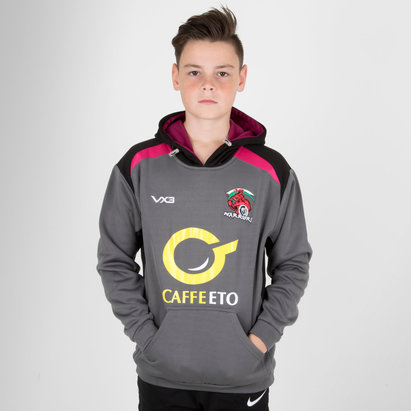 VX-3 Warriors 7s 2018 Kids Training Hooded Sweat