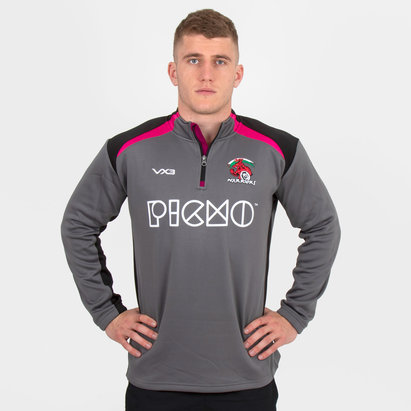 VX-3 Warriors 7s 2019 Half Zip Training Midlayer