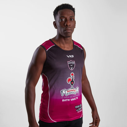 VX-3 Godfathers 2018/19 Alternate Rugby Singlet