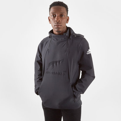 adidas New Zealand All Blacks 2019/20 All Weather Jacket