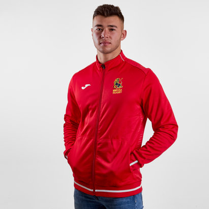 Joma Spain 2018/19 Players Rugby Track Jacket