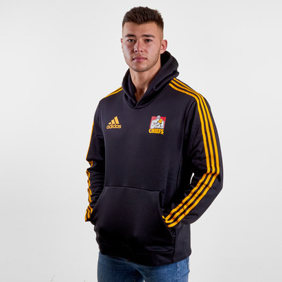 adidas Chiefs 2019 Hooded Rugby Sweat