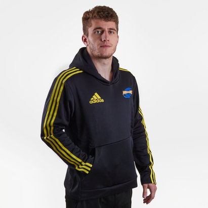 adidas Hurricanes 2019 Hooded Rugby Sweat