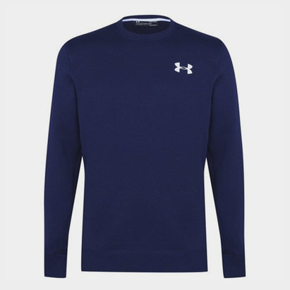 Under Armour Rival Crew Sweatshirt Mens