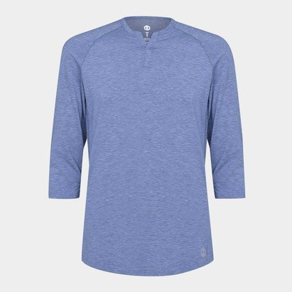 Under Armour Recovery Henley Sleepwear