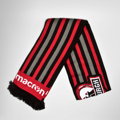 Macron Edinburgh 2017/18 Supporters Rugby Scarf
