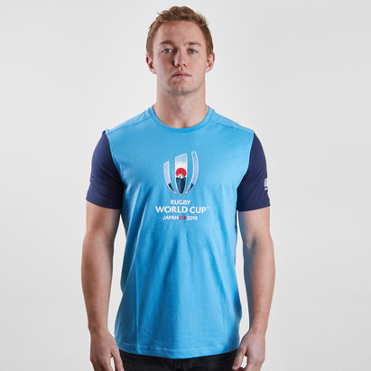 Canterbury RWC 2019 Cotton Graphic S/S Rugby T-Shirt