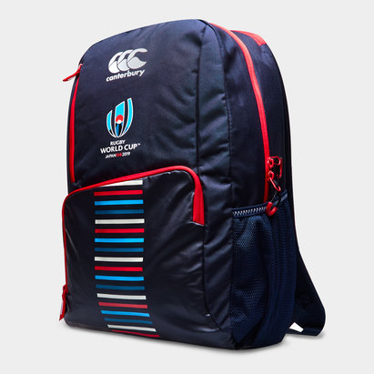 Canterbury RWC 2019 Rugby Back Pack