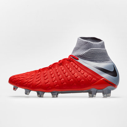 Nike Hypervenom Phantom III Elite D-Fit FG Football Boots
