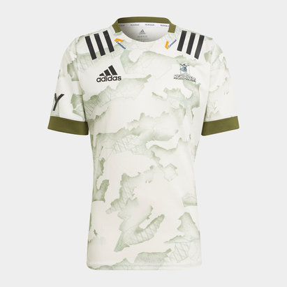 adidas Highlanders 2021 Away Shirt