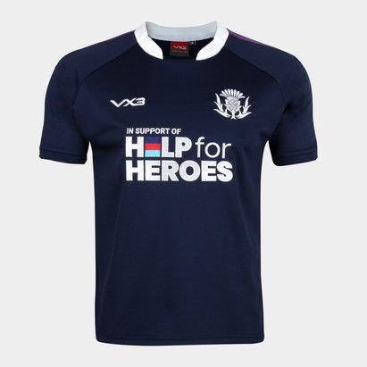 VX-3 Help 4 Heroes Scotland Short Sleeve Jersey Juniors