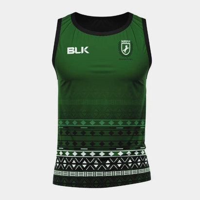 BLK Nigeria 202/21 Training Singlet