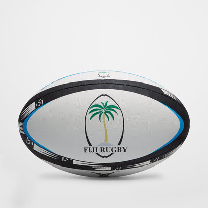 Gilbert Fiji 2018 Tour Official Replica Rugby Ball