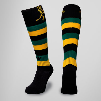 Macron Northampton Saints 2016/17 Kids Home Rugby Socks