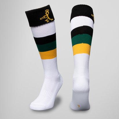 Macron Northampton Saints 2016/17 Alternate Rugby Socks