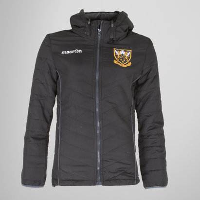 Macron Northampton Saints 2017/18 Ladies Rugby Jacket