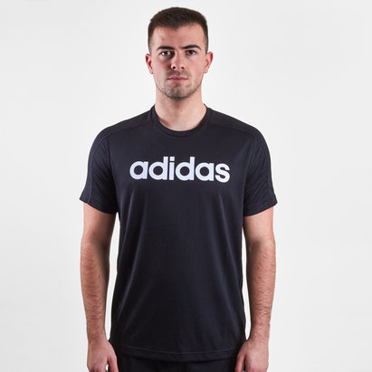 adidas D2M Cool Logo Training T-Shirt