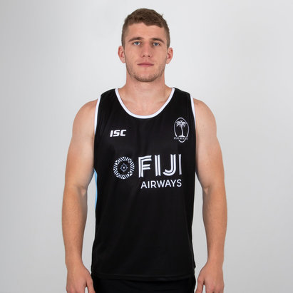 ISC Fiji 2018/19 Players Rugby Training Singlet