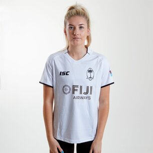 ISC Fiji 2018 19 Home Replica Rugby Shirt Womens