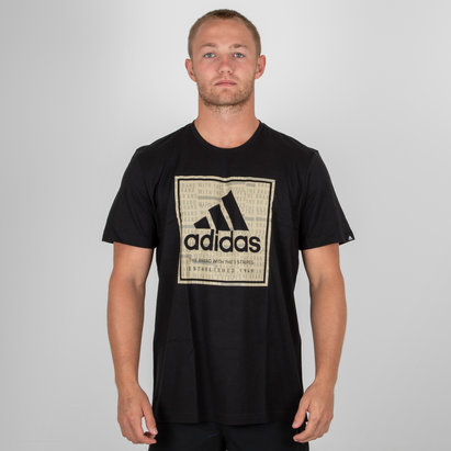 adidas Hacked Roots S/S T-Shirt