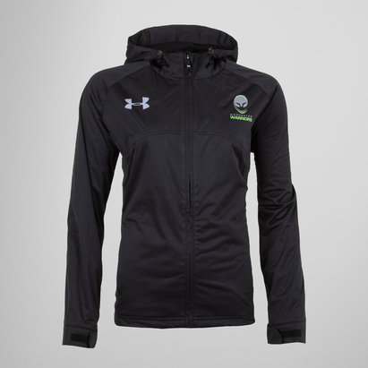 Worcester Warriors Ladies Waterproof Jacket