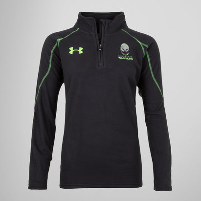 Under Armour Worcester Warriors Ladies 1/4 Zip Fleece