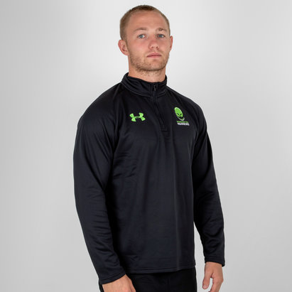 Under Armour Worcester Warriors 1/4 Vault Armour Training Sweat