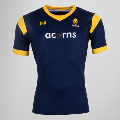 Under Armour Worcester Warriors 16/17 Kids Home Rugby Shirt