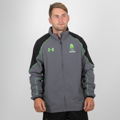 Under Armour Worcester Warriors Mens Showerproof Jacket