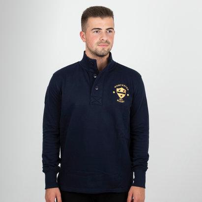 Webb Ellis Worcester Warriors Vintage Button Shirt