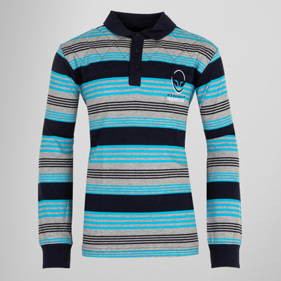 Worcester Warriors Kids Evans L/S Shirt