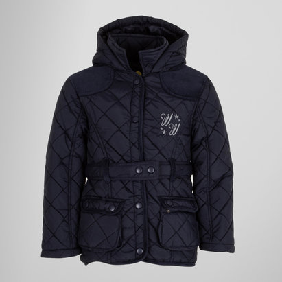 Worcester Warriors Kids Mandra Jacket
