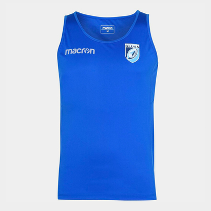 Macron Cardiff 20/21 Training Vest Mens