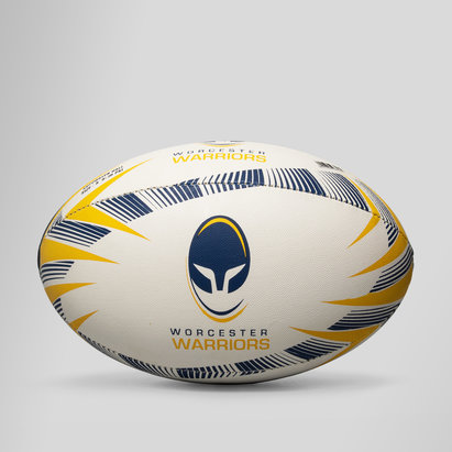 Gilbert Worcester Warriors Supporters Rugby Ball