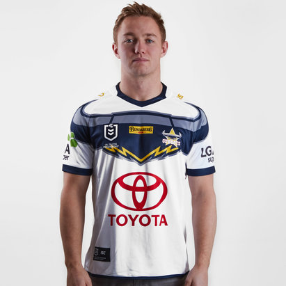 ISC North Queensland Cowboys NRL 2019 Alternate S/S Rugby Shirt