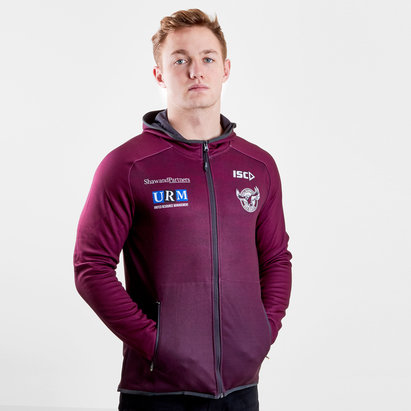 ISC Manly Sea Eagles 2019 NRL Players Hooded Rugby Sweat
