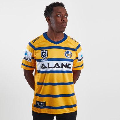 ISC Parramatta Eels 2019 NRL Alternate S/S Rugby Shirt