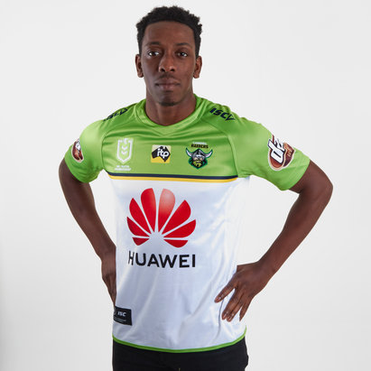ISC Canberra Raiders NRL 2019 Alternate S/S Rugby Shirt