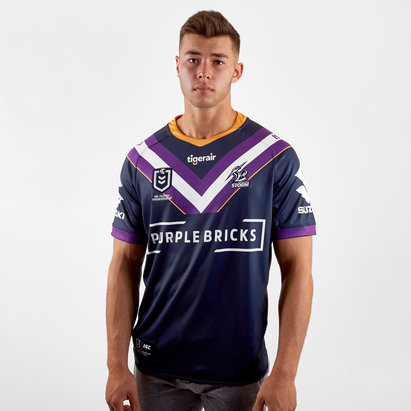 Melbourne Storm home shirt