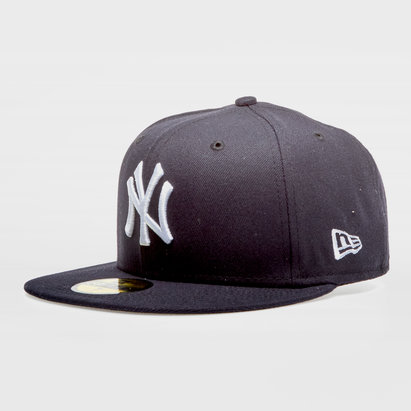 New Era MLB New York Yankees Fitted 59FIFTY Cap