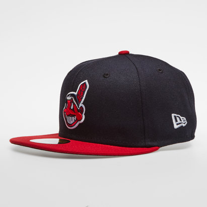 New Era MLB Cleveland Indians Fitted 59FIFTY Cap