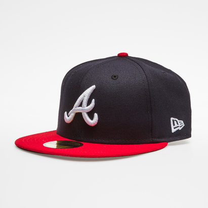 New Era MLB Atlanta Braves Fitted 59FIFTY Cap