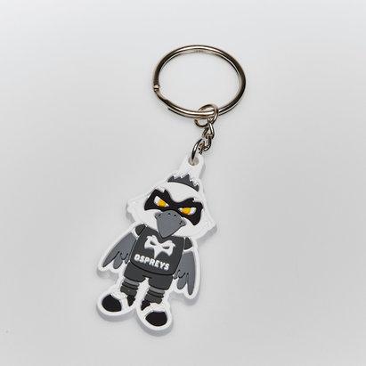 Ospreys PVC Mascot Keyring