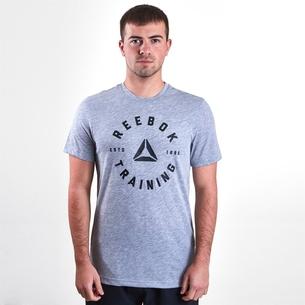 Reebok GS Short Sleeve T Shirt Mens